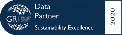 Sustainability Excellence GRI data partner 2020